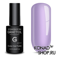 Гель-лак Grattol Color Gel Polish  - тон №12 Pastel Violet