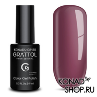 Гель-лак Grattol Color Gel Polish  - тон №24 Dusty Purple