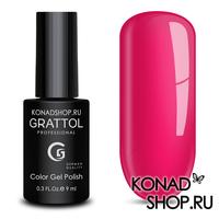 Гель-лак Grattol Color Gel Polish  - тон №31 Raspberry