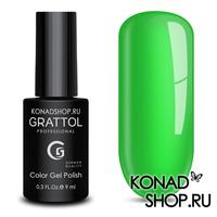 Гель-лак Grattol Color Gel Polish  - тон №37 Lime