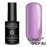 Гель-лак Grattol Color Gel Polish  - тон №40 Lavender