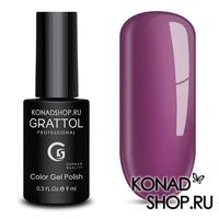 Гель-лак Grattol Color Gel Polish  - тон №56 Dark Orchid