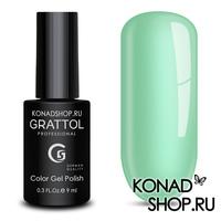 Гель-лак Grattol Color Gel Polish  - тон №58 Jade