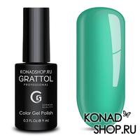 Гель-лак Grattol Color Gel Polish  - тон №60 Turquoise