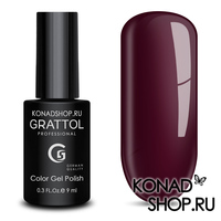 Гель-лак Grattol Color Gel Polish - тон  №103 Claret
