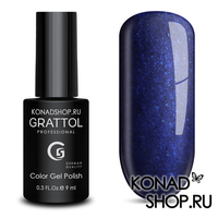 Гель-лак Grattol Color Gel Polish - тон  №105 Starry Sky