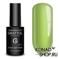 Гель-лак Grattol Color Gel Polish - тон  №106 Grass