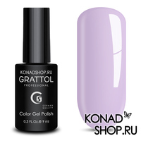 Гель-лак Grattol Color Gel Polish - тон  №109 Lily Fogs