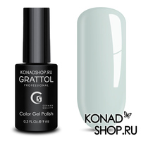 Гель-лак Grattol Color Gel Polish - тон  №111 Pale Mint