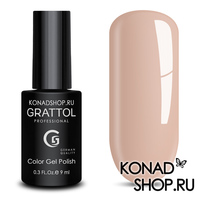 Гель-лак Grattol Color Gel Polish - тон  №115 Biscuit