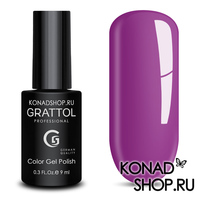 Гель-лак Grattol Color Gel Polish - тон  №131 Adelaide