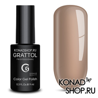Гель-лак Grattol Color Gel Polish - тон  №134 Frappe