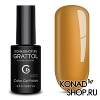 Гель-лак Grattol Color Gel Polish - тон  №137 Caramel Сoffee