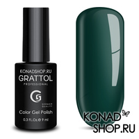Гель-лак Grattol Color Gel Polish - тон  №145 Shaded Spruce