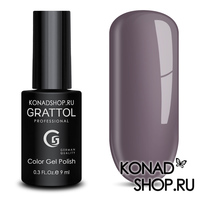 Гель-лак Grattol Color Gel Polish - тон  №151 Steel