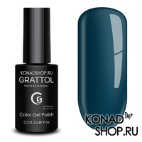 Гель-лак Grattol Color Gel Polish - тон  №152 Blue Spruce