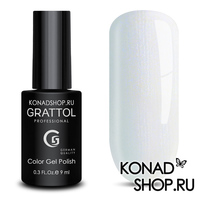 Гель-лак Grattol Color Gel Polish - тон  №153 Sky Pearl