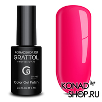 Гель-лак Grattol Color Gel Polish - тон  №164 Summer Pink