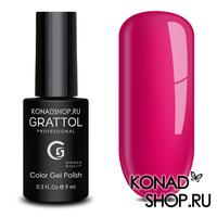 Гель-лак Grattol Color Gel Polish - тон  №165 Ultra Berry