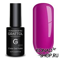 Гель-лак Grattol Color Gel Polish - тон  №166 Ultra Fuchsia