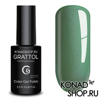 Гель-лак Grattol Color Gel Polish - тон  №177 Moss