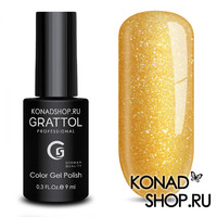 Гель-лак  Grattol  Luxury Stones - Rainbow 01
