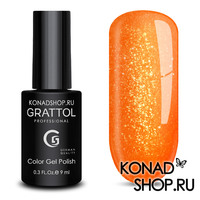 Гель-лак  Grattol  Luxury Stones - Rainbow 02