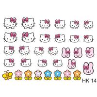 Слайдер-дизайн Nail Dream - Hello Kitty HK14