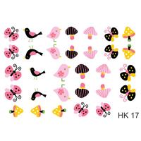 Слайдер-дизайн Nail Dream - Hello Kitty HK17