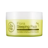 Ночная маска для лица LILA FLORA Sleeping Pack 80ml