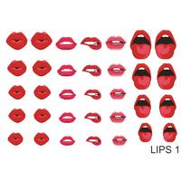 Слайдер-дизайн Nail Dream - Поцелуи LIPS1