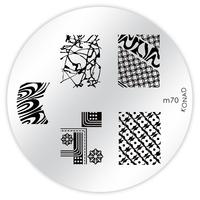 Печатная форма M70