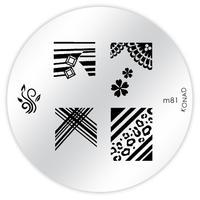 Печатная форма M81