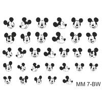 Слайдер-дизайн Nail Dream - Мультяшки Mickey Mouse MM7