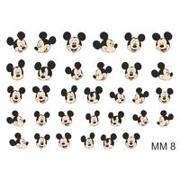 Слайдер-дизайн Nail Dream - Мультяшки Mickey Mouse MM8