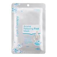 Арома-маска для ног Konad Relaxing Foot Mask. Расслабляющая д/ног