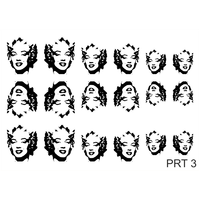 Слайдер-дизайн Nail Dream - Портреты PRT3