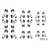 Слайдер-дизайн Nail Dream - Портреты PRT4