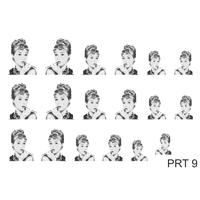 Слайдер-дизайн Nail Dream - Портреты PRT9
