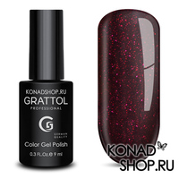 Гель-лак  Grattol  Luxury Stones - Ruby 01