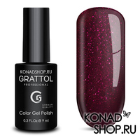 Гель-лак  Grattol  Luxury Stones - Ruby 02