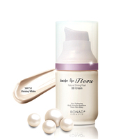 Natural Shining Pearl BB Cream. Shinining White SW753