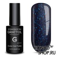 Гель-лак  Grattol  Luxury Stones - Sapphire 01