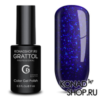 Гель-лак  Grattol  Luxury Stones - Sapphire 02