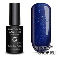 Гель-лак  Grattol  Luxury Stones - Sapphire 03