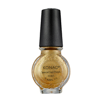 Лак для стемпинга Powdery Gold S52  11ml