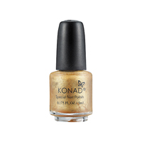Лак для стемпинга Powdery Gold S52  5 ml