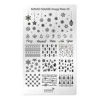 Пластина Square Plate-29