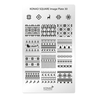 Пластина Square Plate-30