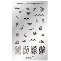 Пластина Square Plate-7